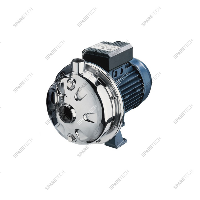 CDXM 70/07  hot water pump 60°C, single phase, 0.55kW, 4.8m3/h, 2 bar