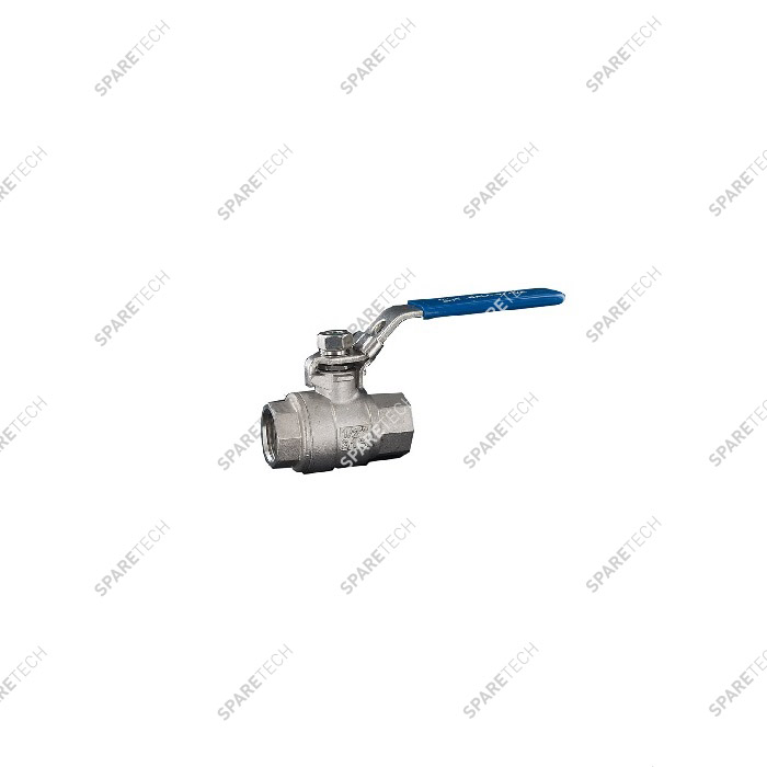Stainless steel ball valve  FF 1/2""