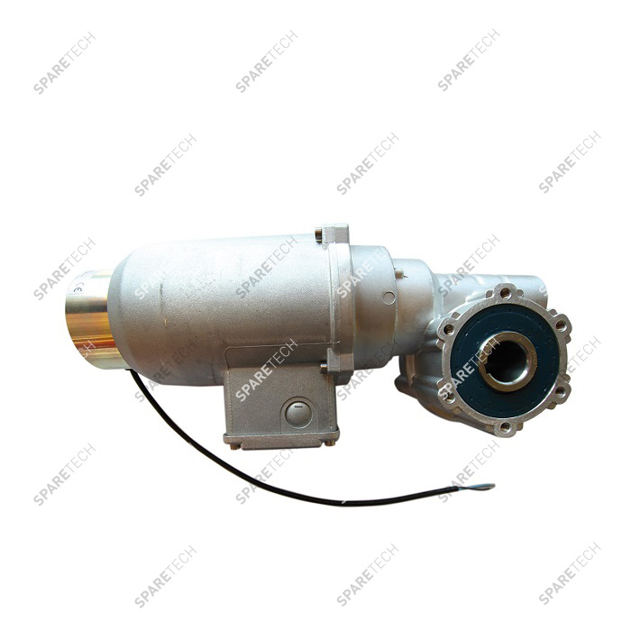 Gearmotor WT1038 with brake for top brush lift
