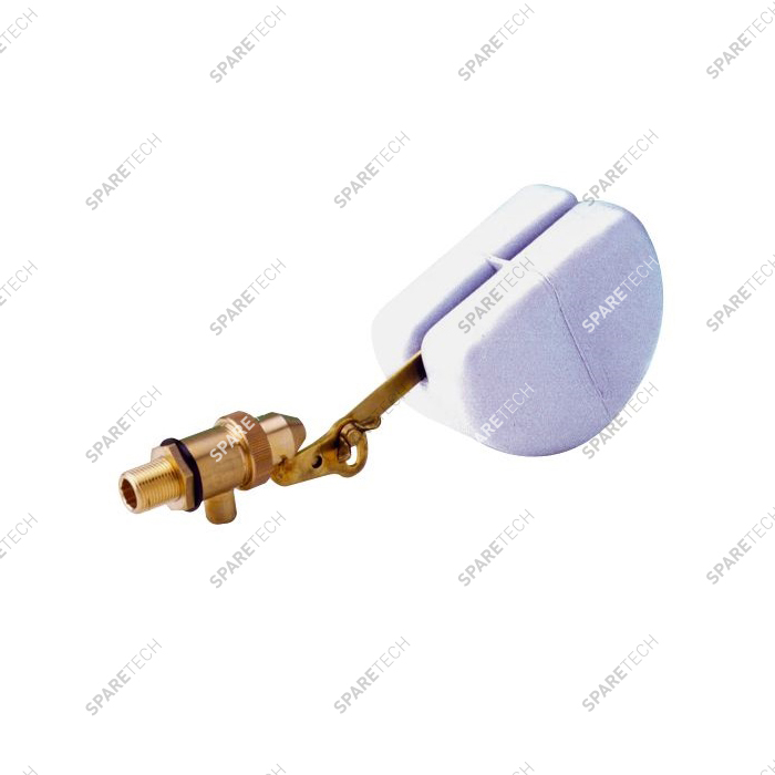 Float valve M1/2'' for hot water 60°C max