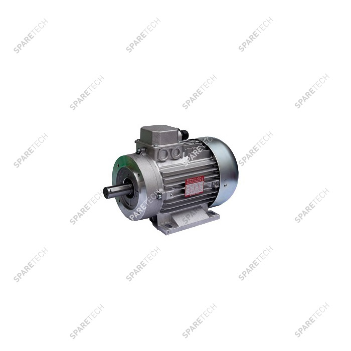 3-phase motor with 2 speeds 3kW, 1400 and 700rpm