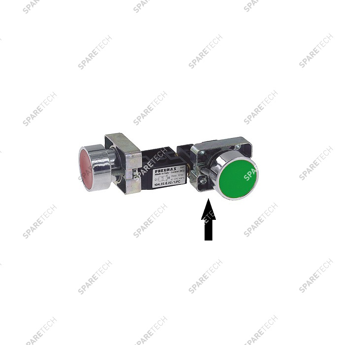 Green pneumatic switch