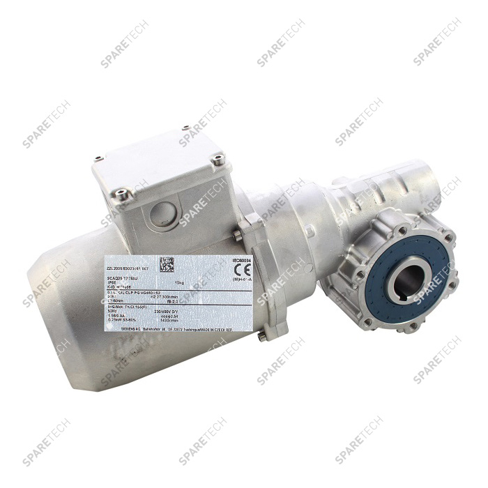 Gearmotor WT1006 for side brushes