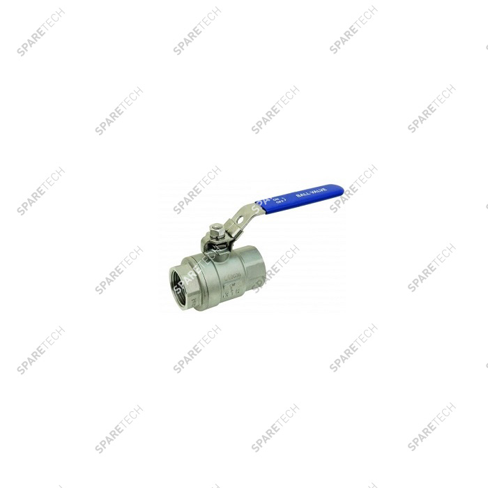 Stainless steel ball valve  FF 1""
