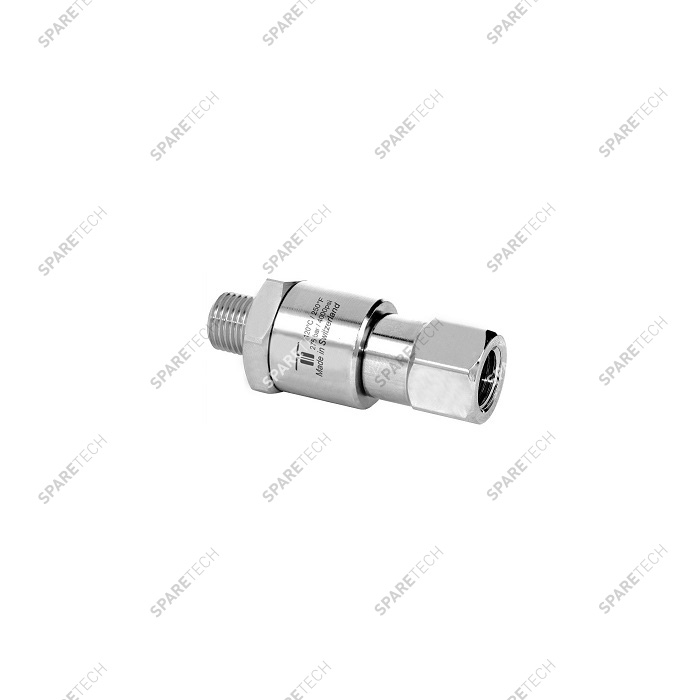 Straight swivel DGV MF1/4'' N°32.512, Mosmatic