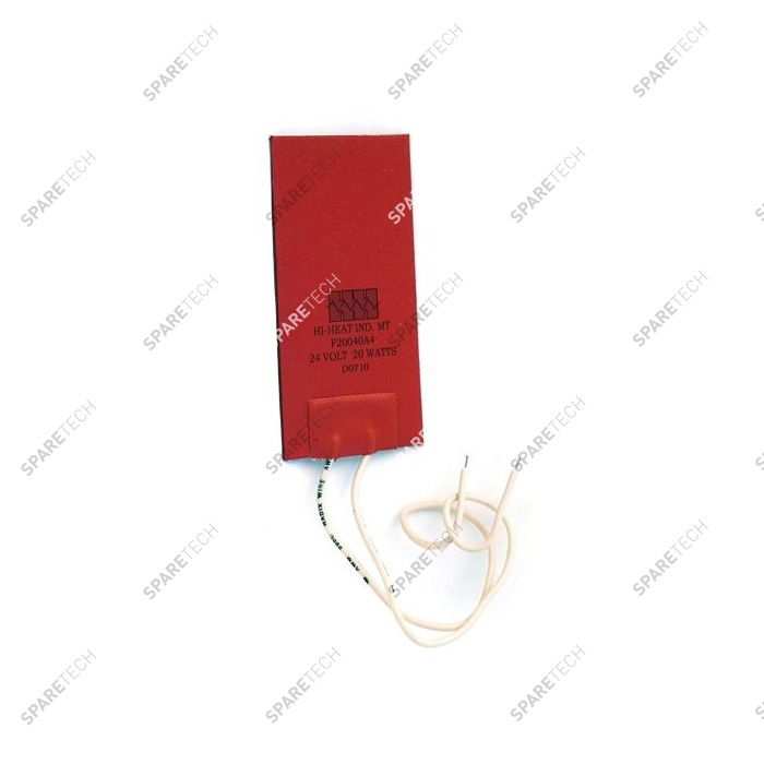 Heat tape for control box 24V 20W