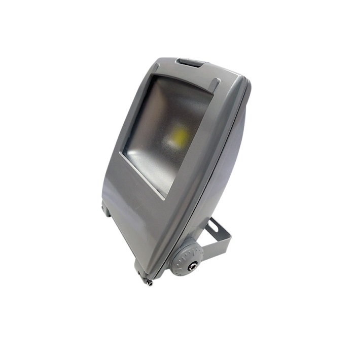 LED floodlight cold light 50W 220V 4000lm IP65 with 5m cable