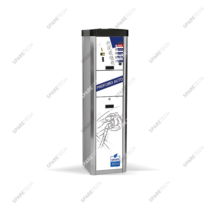Perfume dispenser for 4 fragrances, RM5 + frost protection 220V 400W