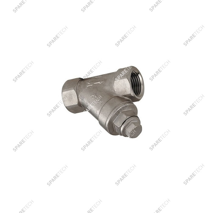 "Stainless steel ""Y"" strainer FF1/2"""