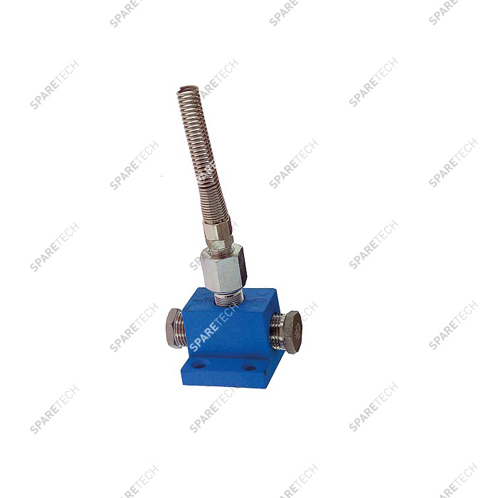 "Nylon holder blue F1/2"" for wheel cleaner product"