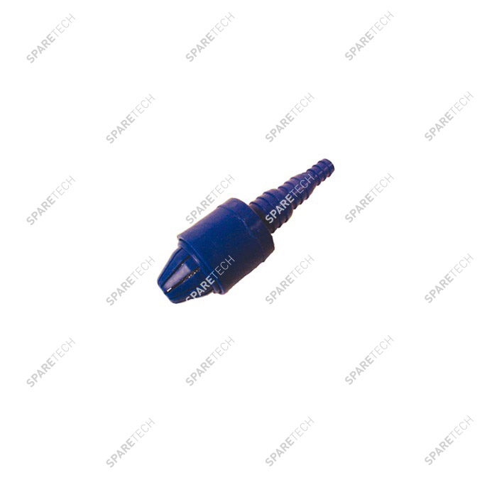 Blue foot valve VITON for HYDROMINDER