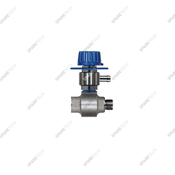 "Stainless steel injector MF3/8"" with regulation valve EASYFOAM365"
