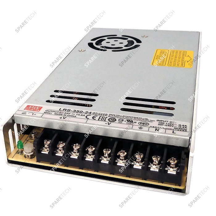 Power supply 220V/24VDC 6A