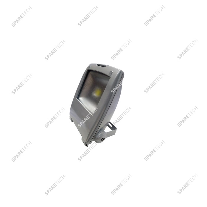 LED floodlight cold light 30W 220V 2400lm IP65 with 5m cable