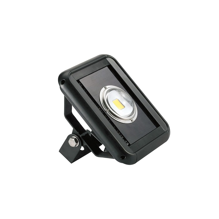 High power LED floodlight cold light 60W 220V 6000lm IP66 + 5m cable