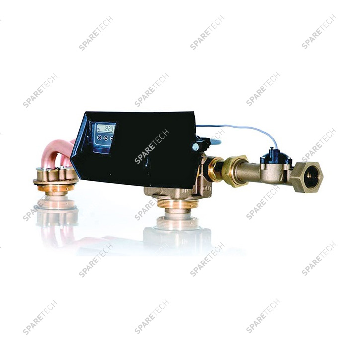 "Electronic Fleck brass valve 9500, 1""1/2 (without connecting kit)"