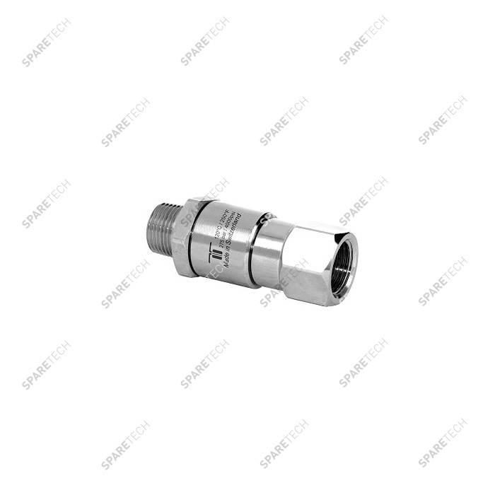 "Straight swivel DGV MF3/8"" N°32.534, Mosmatic"
