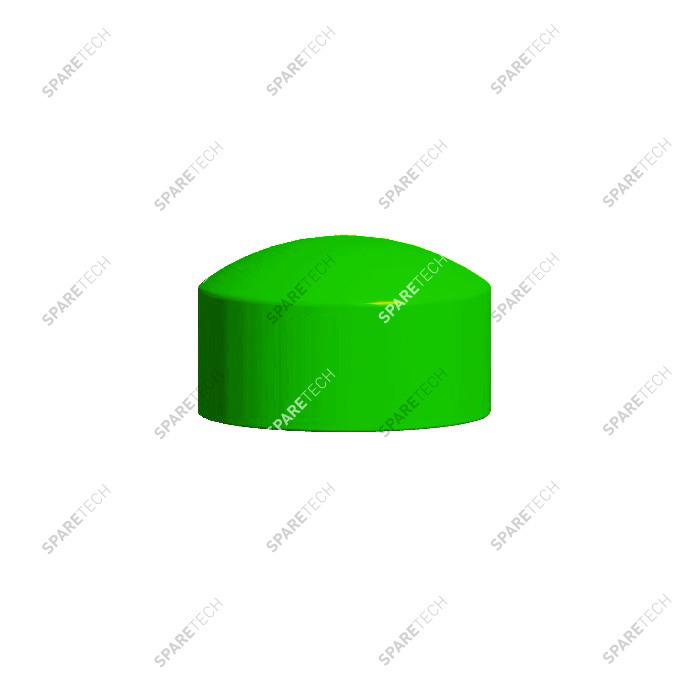 Green dome PE for TEMPEST vacuum RAL6018