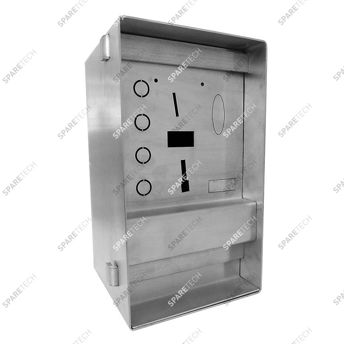 Control box with with cash drawer
