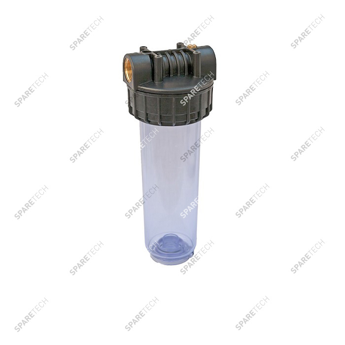 Filter housing for cartridge  9''3/4,  FF1""