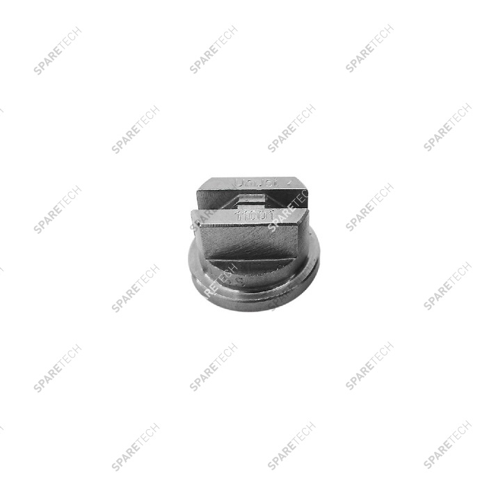 Stainless steel flat nozzle 11001 for wheel cleaner