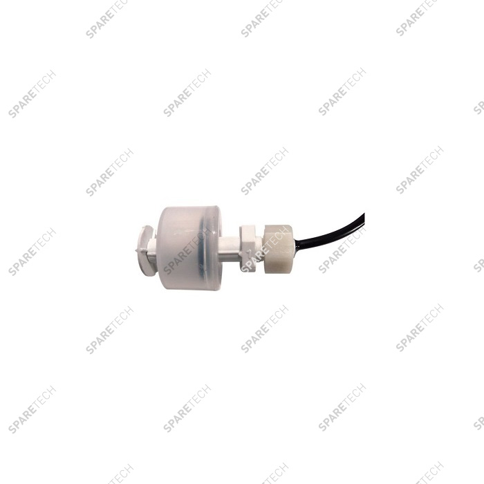 Low level float switch (NO or NC), 80°C, 50V max + 2 M cable