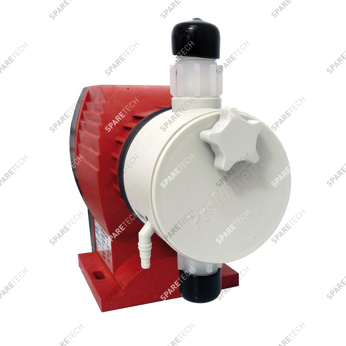 Proportional pump PROMINENT CONCEPT PLUS 0309, PVDF pump head