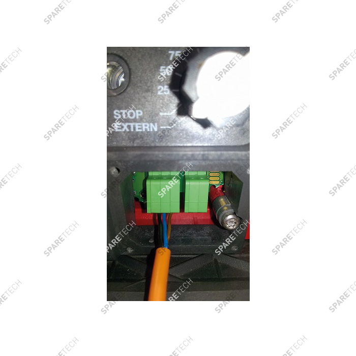 Installation kit for external level signal