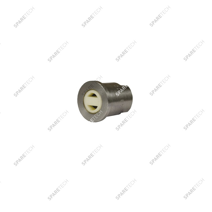 Nozzle for maxi injector