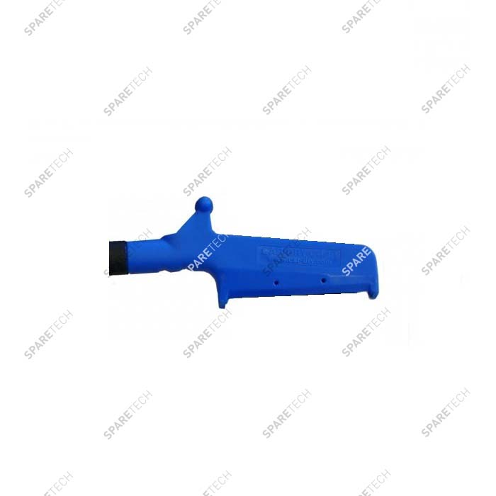 Blue handle for BLASTO-DRY (without hose and push button)