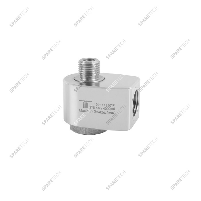 "90° swivel M1/4"" F3/8"" NPT (for Eco and EASYWASH)"
