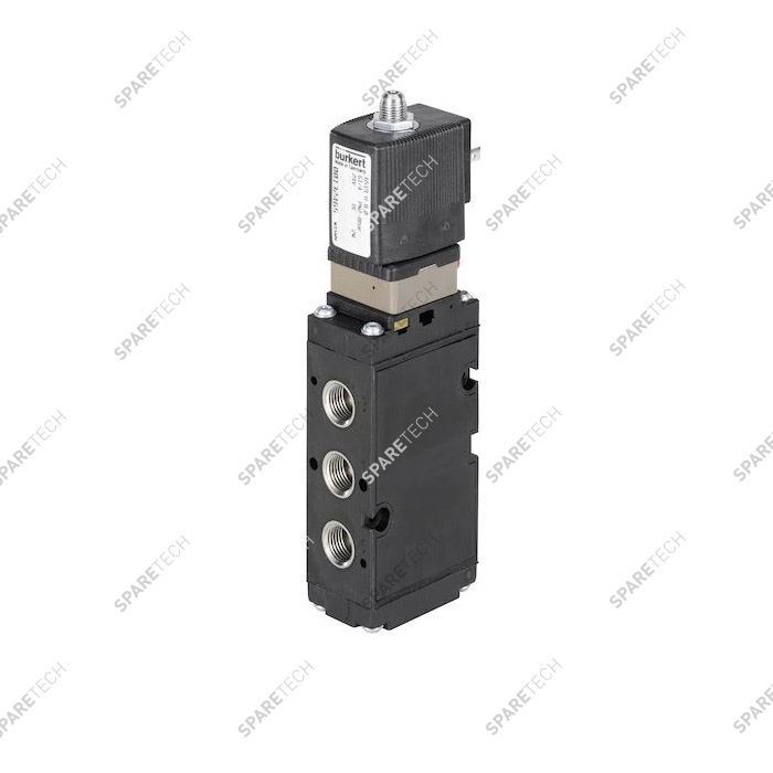 Driver 6519 3/2 24VAC for pneumatic ball valve