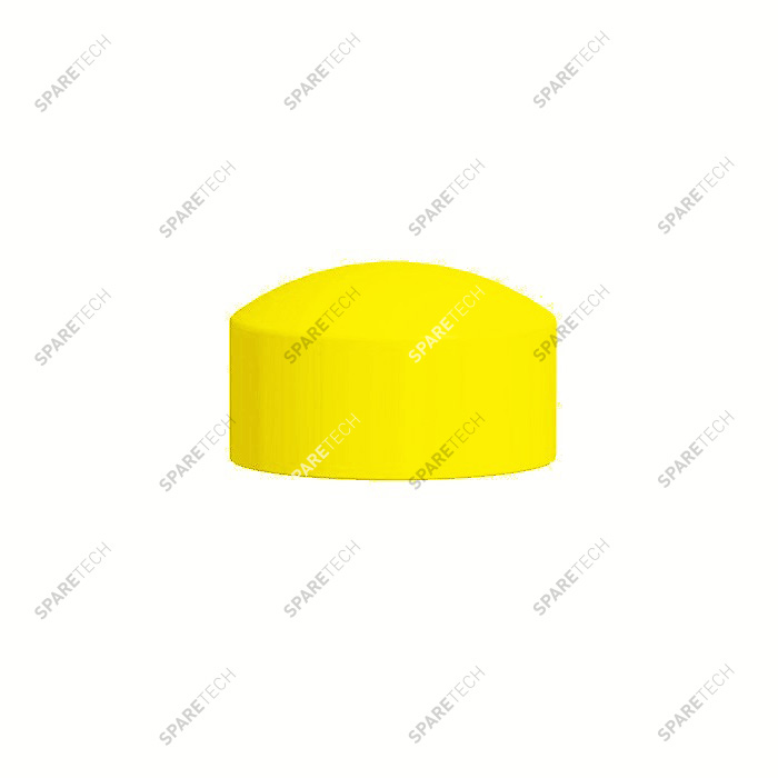 Yellow dome PE for TEMPEST vacuum RAL1018