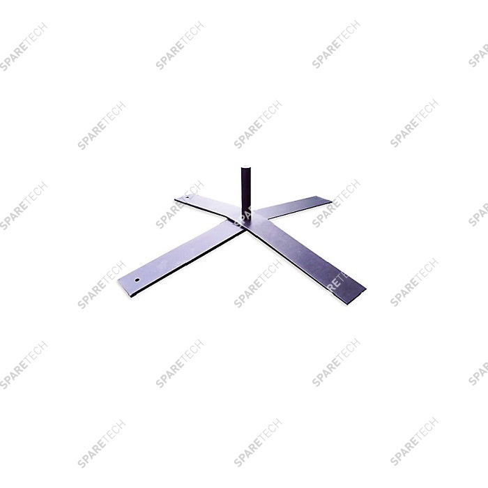 Foot cross shape 17kg for BEACH FLAG