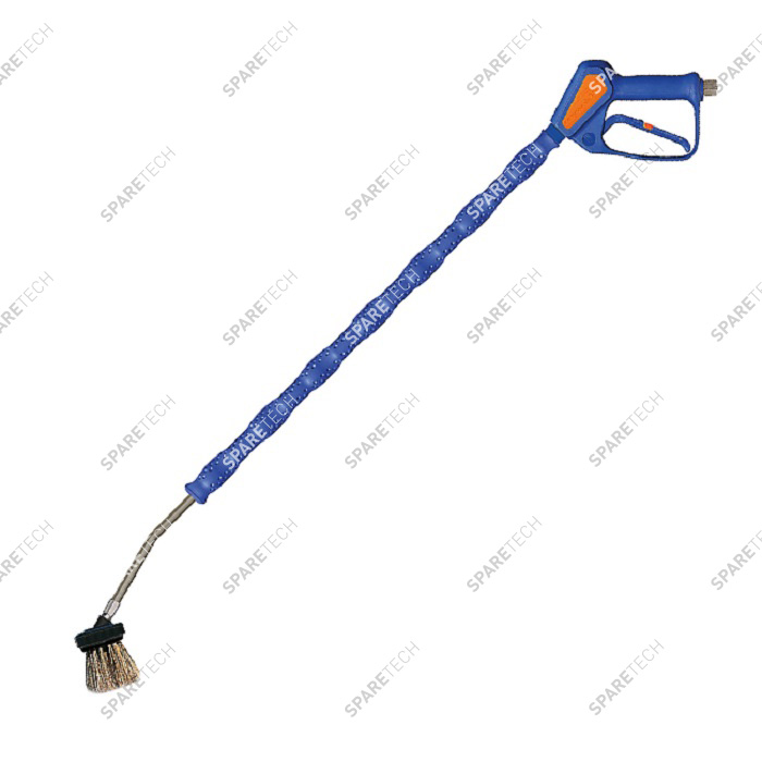 Lance Easywash 900mm with weeping gun, injector and 6cm brush