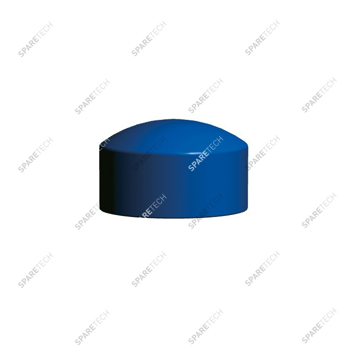 Blue dome PE for TEMPEST vacuum RAL5019