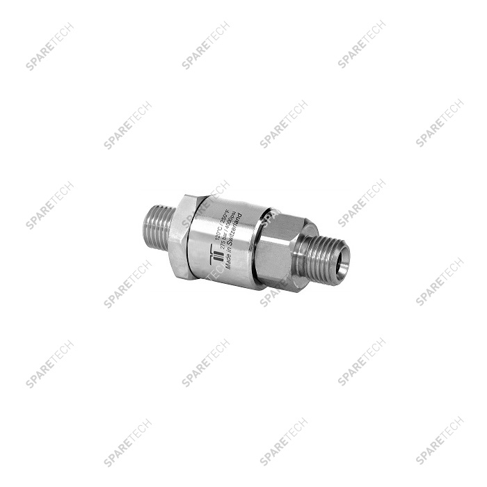 "Straight swivel DGV MM1/4"" N°32.511, Mosmatic"