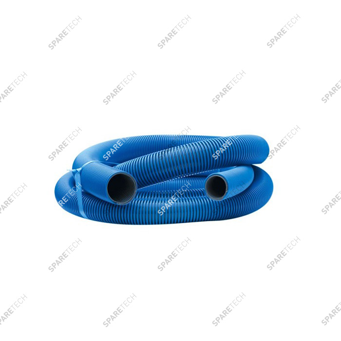 Blue conic hose D.38/51mm, 6m