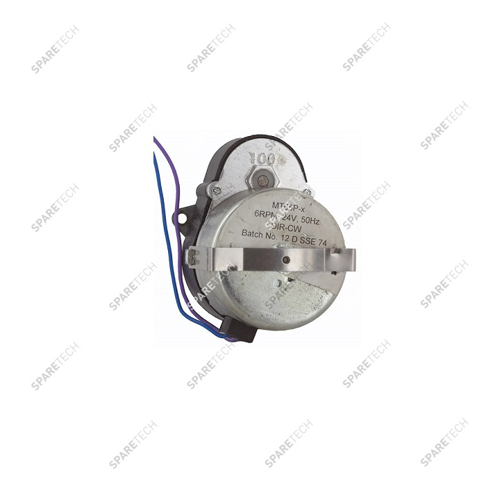 Electric motor 24VAC for control box 1403120 locking system