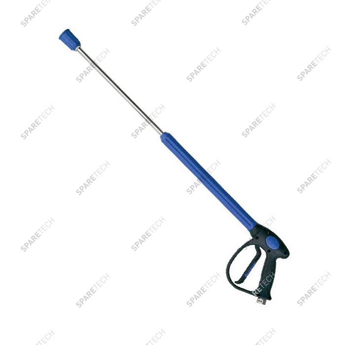 Complete blue lance 900mm, weeping gun + nozzle holder