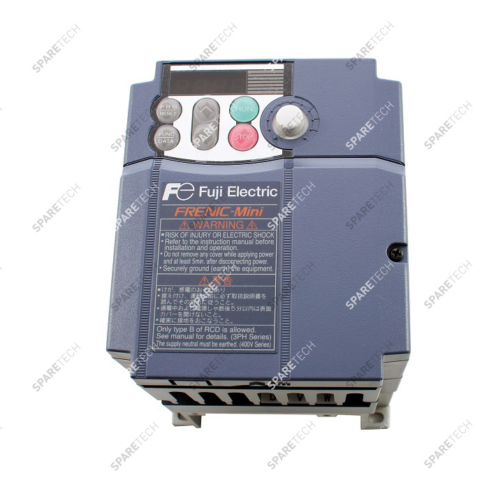 Frequency converter FUJI 0.75kW 230V