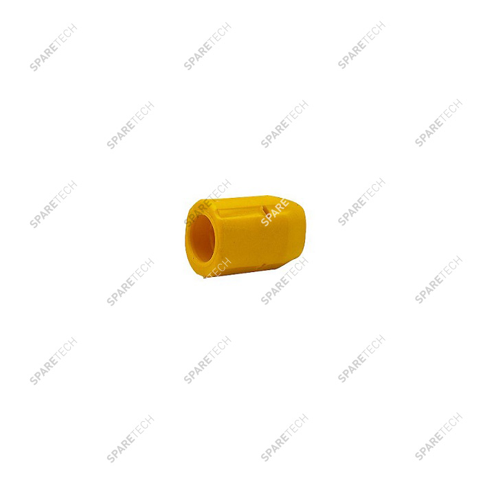 Yellow nozzle protection